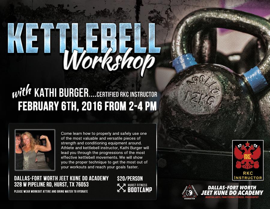 Kettlebell Intro class